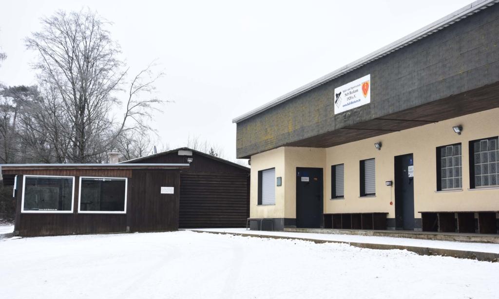 SuS Beckum baut für 205.000 Euro Multifunktions-Sportheim – Bürgerversammlung am 6. Februar