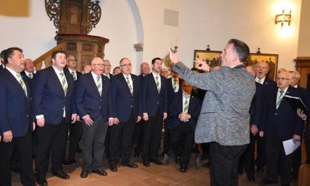 """Samstag: Vor JHV singt Männerchor 1874 im """"Balver Dom"""""""