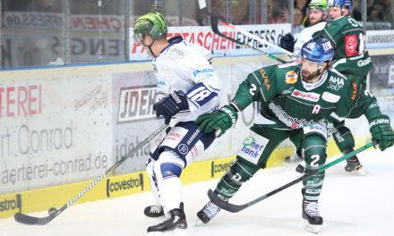 Iserlohn Roosters setzen Niederlagenserie gegen Augsburg fort