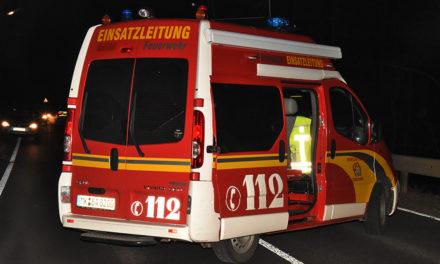 Feuerwehr Balve bläst Einsatz vor Gesundheits-Campus ab
