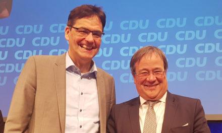 Peter Liese ist Spitzenkandidat der NRW-CDU für die Europawahl am 26. Mai