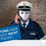 Falsche Polizisten erleichtern 76-Jährige um 5-stelligen Eurobetrag