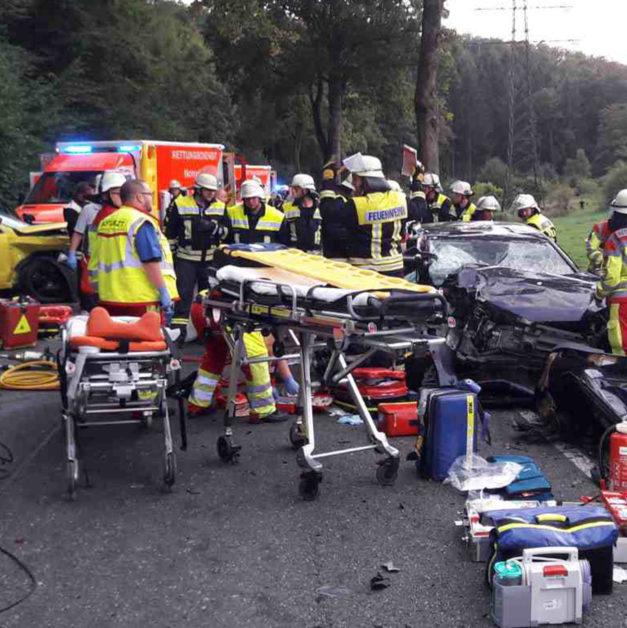 Nach Horrorunfall auf B 229 ist Prozess in weite Ferne gerückt