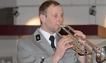Tim Volkmer soll morgen neuer 2. Vorsitzender des Musikvereins Garbeck werden