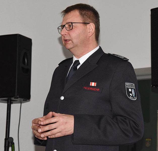 CORONA-VIRUS: Feuerwehr-Chef Busche sichert Balvern Einsatzfähigkeit zu