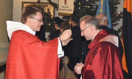 St. Blasius Balve: Beeindruckende und nachdenklich stimmende Festpredigt