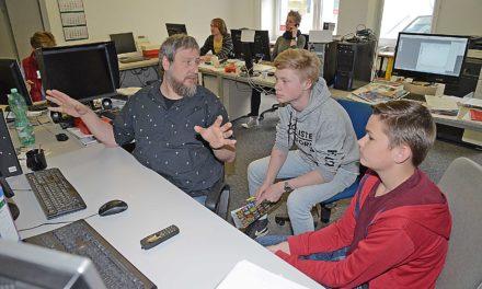 """Girls´und Boys´ Day in Balve – 59 Jugendliche schauen auf """"fremde Berufe"""""""