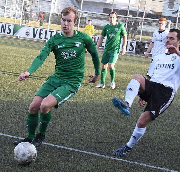 Dramatik pur: TuS L.A. gewinnt Spitzenspiel der Bundesliga des Sauerlandes
