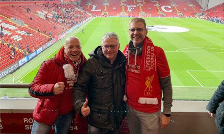 """FC Bayern-Fans: """"Liverpool war gigantisch"""""""