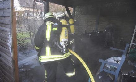 Brand in Beckum: Polizei ermittelt wegen fahrlässiger Brandstiftung