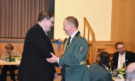 Balver Schützen: Impressionen Generalversammlung – Teil 2
