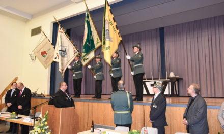 Balver Schützen: Impressionen von der Generalversammlung – Teil 1