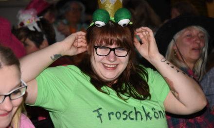 Impressionen vom KFD-Karneval in L.A.: 100 Närrinnen haben riesigen Spaß – Teil 1