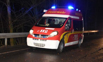 Feuerwehr Balve hilft bei internistischem Notfall
