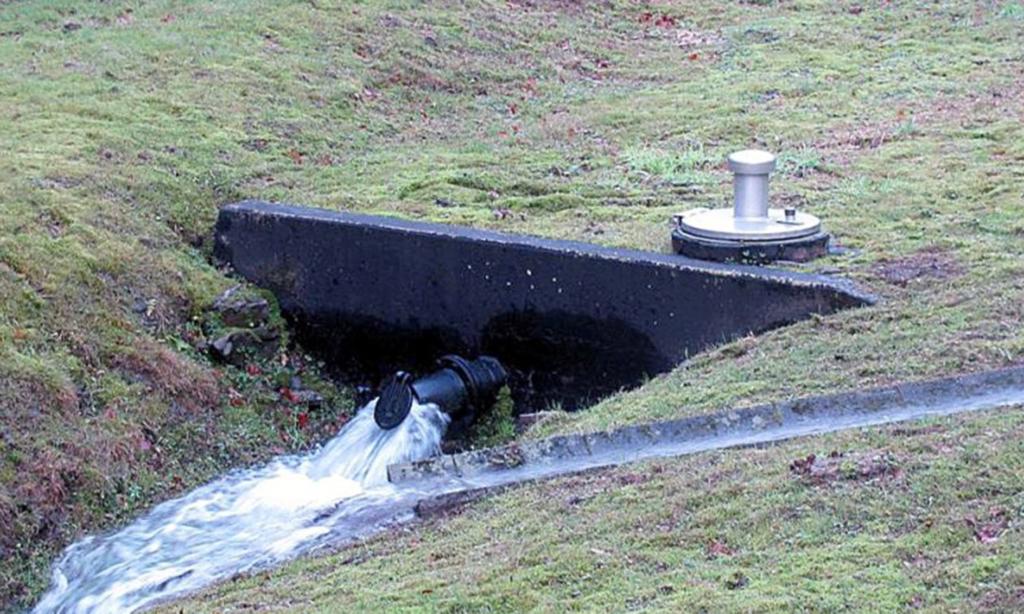 Glärbach-Quelle geizt mit Trinkwasser – Dennoch bleiben Gebühren stabil