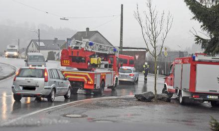 Feuerwehr-Irrfahrt endet nach 25 Minuten