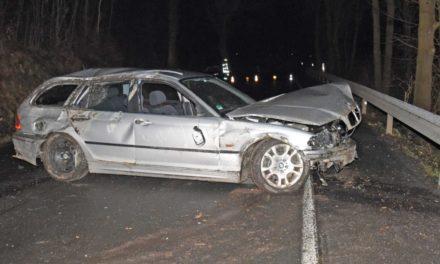 Schwer verletzter BMW-Fahrer ist ein 21-jähriger Balver