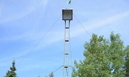 Garbecker Schützen bauen für 25.000 Euro neue Vogelstange