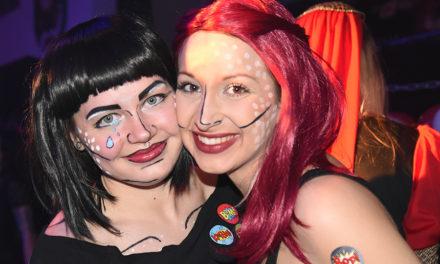 Impressionen von der tollen Weiberfastnachts-Party in Küntrop – Teil 2