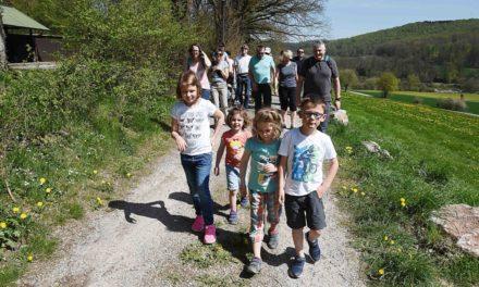 SGV Balve: Sehr schöner Familien-Emmausgang nur mau besucht