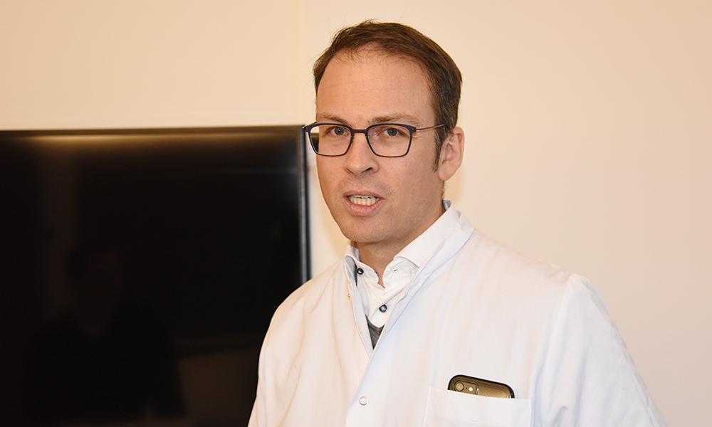 Prof. Dr. Tobias Schulte: International anerkannter Orthopäde referiert am 15. Mai in seiner Heimatstadt Balve