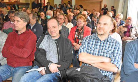 BGS Eisborn lädt am 8. Mai in große Schützenhalle ein