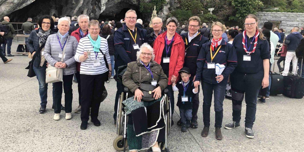 Lourdeswallfahrt: Balver pilgern zur Muttergottes