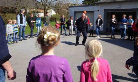 Ostern erleben mit Kinder-Predigt