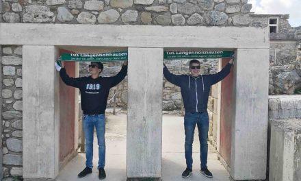 Urlaubsgrüße aus Knossos an alle HZ-Leser