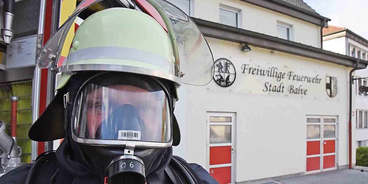 SGV Balve begrüßt Wonnemonat Mai und besucht Balver Feuerwehrfest