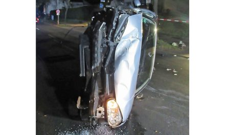 Spektakulärer Unfall: Zwei Schwer- und zwei Leichtverletzte