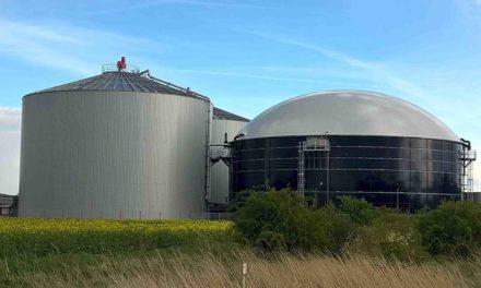 VHS lädt zur Besichtigung der Biogasanlage in Eisborn