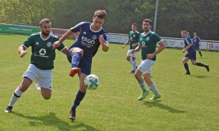 SG Beckum/Hövel gewinnt Lokalderby glatt mit 3:0