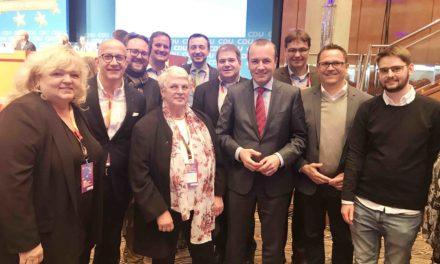 CDU: Europa nicht den Extremisten überlassen – Zur Wahl gehen