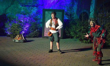 Märchen-Musical fasziniert jung und alt – Heute geht es weiter