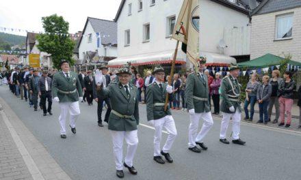 """Schützenbruderschaft Balve: """"Vierte"""" lädt zum traditionellen """"FEUERnAbend"""""""