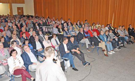 Rückenleiden: Mehr als 350 Besucher total begeistert über Info-Veranstaltung