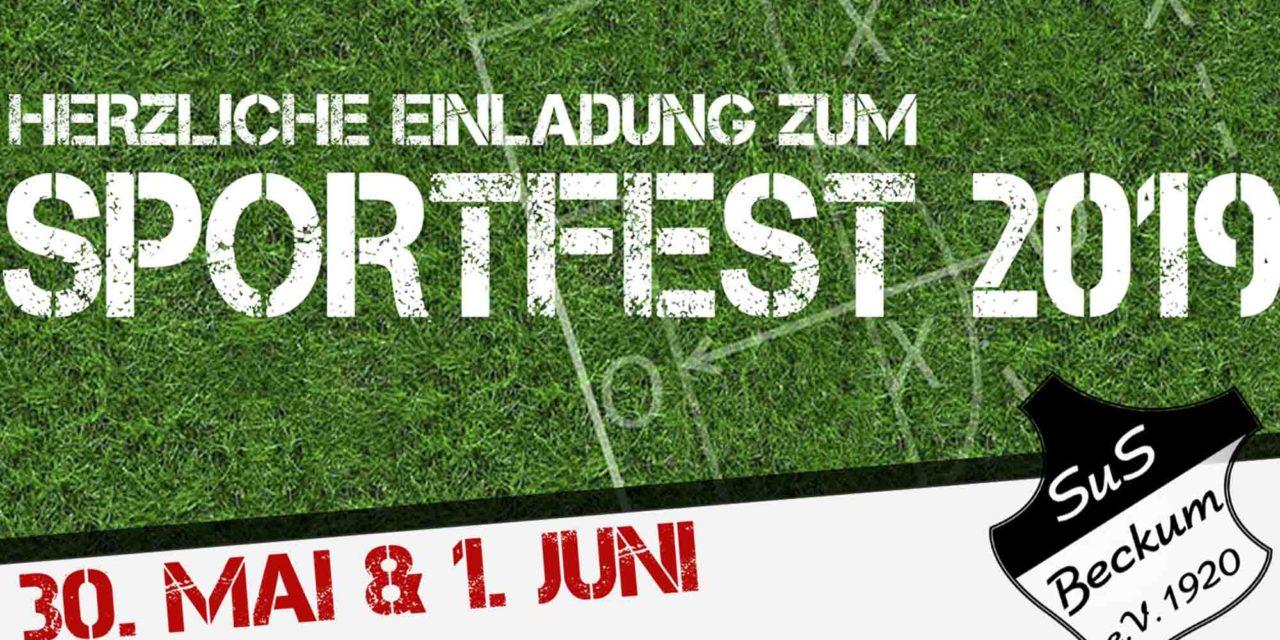 Beckumer Sportfest mit Kampf um Dorfpokal und vielfältigem Rahmenprogramm