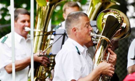 Beliebtes Wallkonzert feiert am 16. Juni 25-jähriges Jubiläum