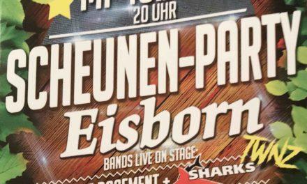 Eisborn lädt zur größten Scheunen-Party des Sauerlandes