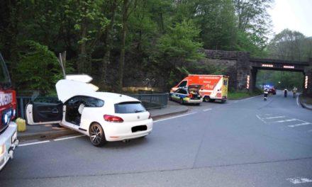 Unfall Hönnetal: Alkoholisierter Fahrer stellt sich der Polizei