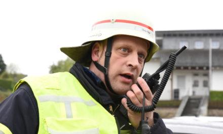 Feuer in Balve: Wehr musste bei Evakuierung gewaltsam vorgehen