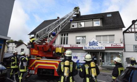 ENTWARNUNG: Kein Kaminbrand – Pelletheizung Ursache für Alarmierung der Feuwehr