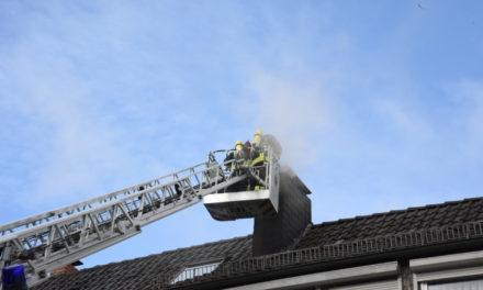 FOTO-GALERIE vom Feuerwehr-Einsatz in der City