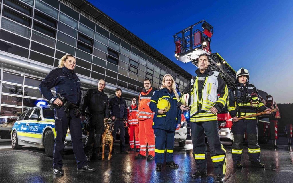 Sicherheitstage: Blaulicht-Helden im Sauerlandpark erleben
