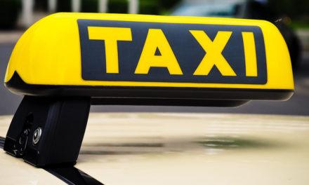 Taxifahrer angegriffen