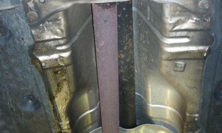Statt Schalldämpfer nur Metallrohr – Polizei legt Audi still