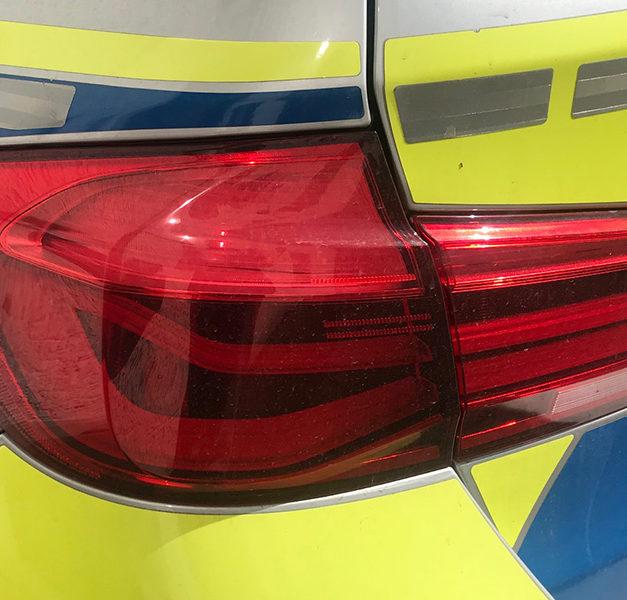 Polizei-Kontrolle: Fahrer überreicht Sperma- statt Urin-Probe