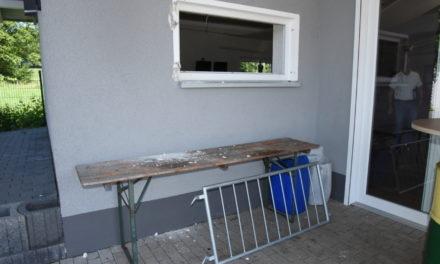 Mit brachialer Gewalt 3.000 Euro Schaden bei SG Balve/Garbeck angerichtet