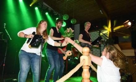"""FOTOS vom Schützenfestfinale: """"Brandstifter"""" sorgen für Feuerwerk der guten Laune"""